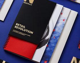 美国Neenah Paper纸业画册设计