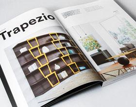 意大利Pezzani家具目录画册设计