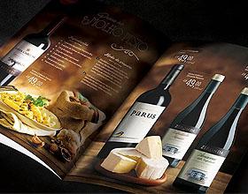 国外美食杂志版式设计欣赏