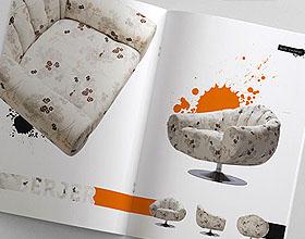 时尚家具Ikono品牌画册设计欣赏