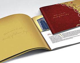 阿联酋设计师Prasanth画册设计作品欣赏