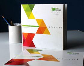 漂亮的PUNE双年展画册设计