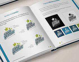 Casa Primor企业品牌VI手册设计