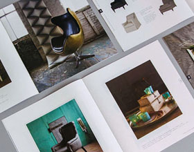 JAYSON HOME家具目录画册设计