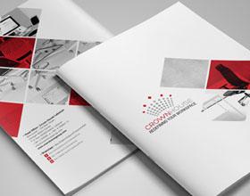 CROWN地产家具产品目录设计