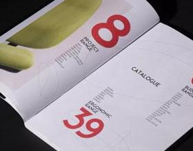 26个优秀的画册目录设计