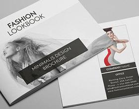 一套漂亮时尚的画册设计欣赏
