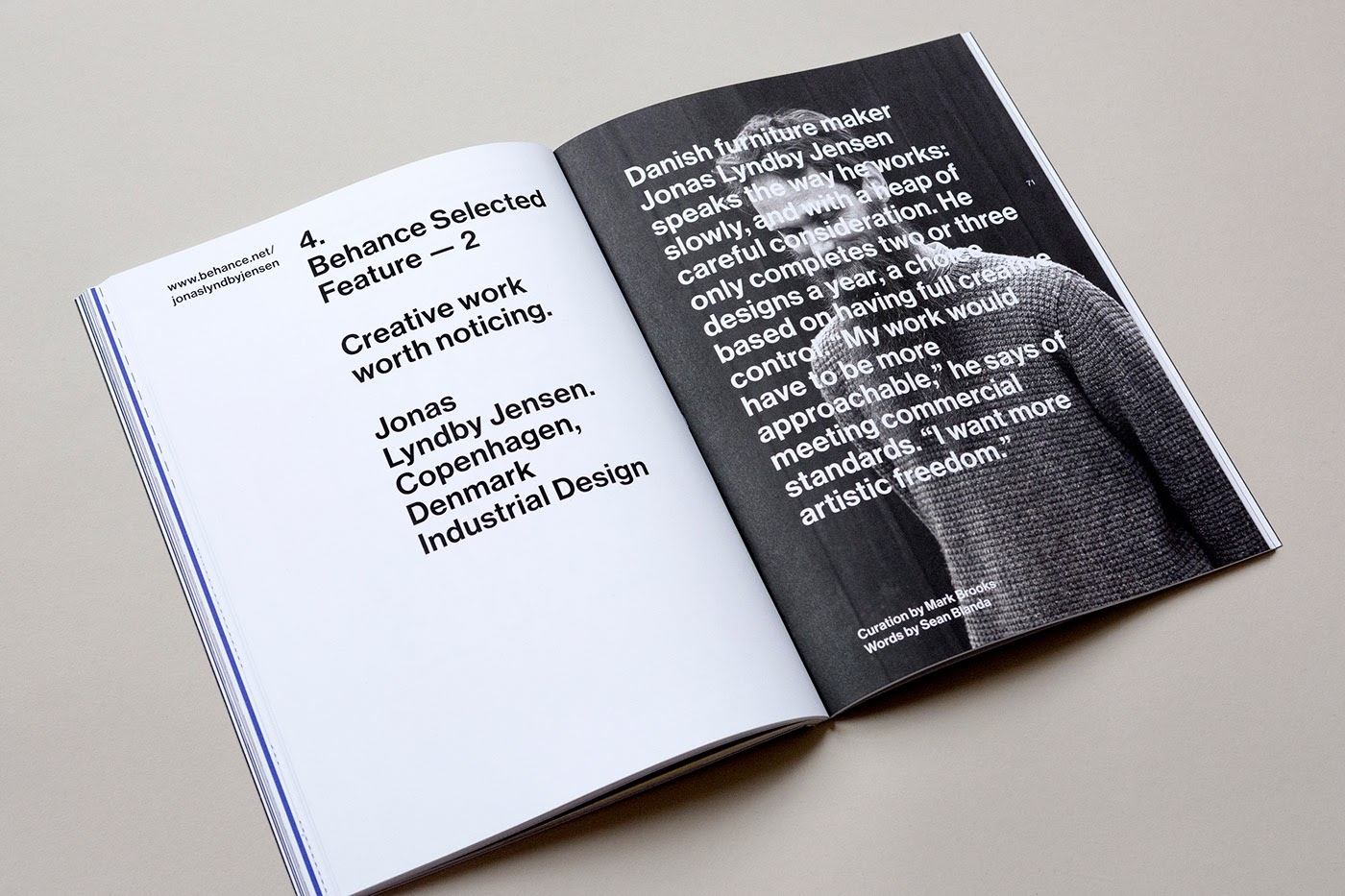 NNU Magazine杂志版式设计