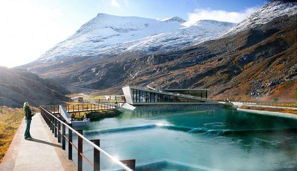 精灵之路-挪威特罗斯蒂戈建筑设计