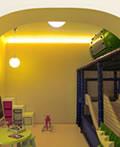 葡萄牙咖啡厅Petit Cabanon Cafe室内设计