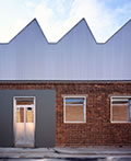 Sackler建筑:伦敦皇家艺术学院绘画系