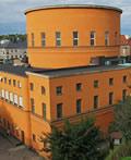 瑞典斯德哥尔摩公共图书馆(Gunnar Asplund )