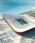 2022年卡塔尔世界杯体育场效果图