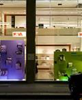 Nava Design米兰旗舰店空间设计