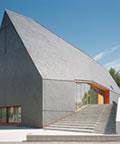 芬兰库奥卡拉教堂