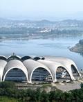 朝鲜知名建筑