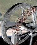 太空轮 noordung太空居住中心