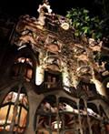 巴塞童话般的建筑设计