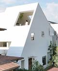 Mont blanc斜宅建筑设计