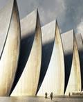 法国斯特拉斯堡的折叠教堂
