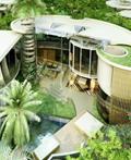 巴厘岛delMango别墅村