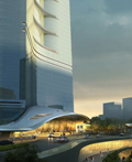 """世界最高建筑:沙特的""""王国大厦"""""""