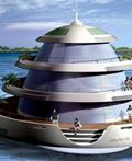 卡塔尔豪华海洋度假村