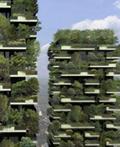 """米兰""""空中森林""""建筑设计"""