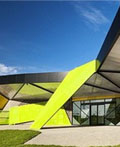 澳大利亚丘吉尔代际中心建筑设计