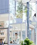 没有墙体的建筑―日本东京的脚手架建筑设计