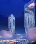 北京赛特重建项目参赛建筑设计