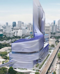 曼谷Central Embassy商场设计