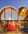创意的云型建筑设计