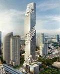 曼谷MahaNakhon摩天楼