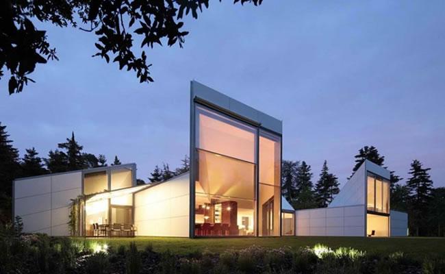30个最佳的现代住宅建筑设计方案