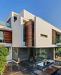 新德里现代时尚风格别墅设计
