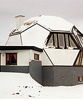 丹麦圆顶屋别墅