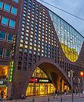 芬兰赫尔辛基大学主图书馆新馆