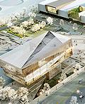 韩国3D艺术家Cheol建筑设计欣赏