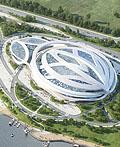 俄罗斯Сycle track建筑设计