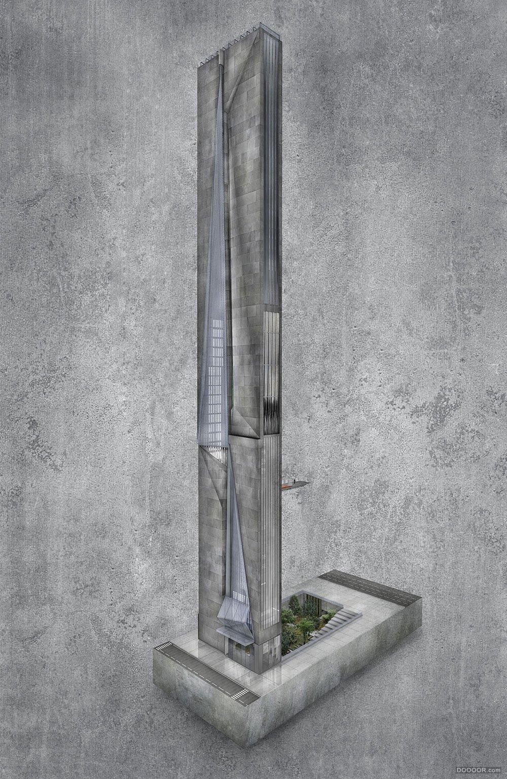 北京雾霾过滤塔设计