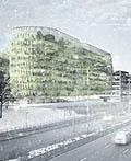 瑞典drivhus塞满绿植的建筑设计