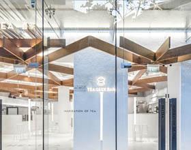 新加坡克拉码头喜茶白日梦计划-喜茶办公室室内设计