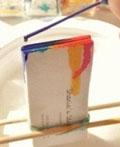 我的名片有色彩―手工上彩的名片设计