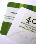 商务名片设计速递(1)