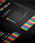 成熟的现代企业商务名片设计