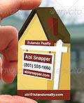 34张创意房地产和建筑业商务名片设计
