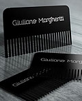 25张创意的理发店名片设计