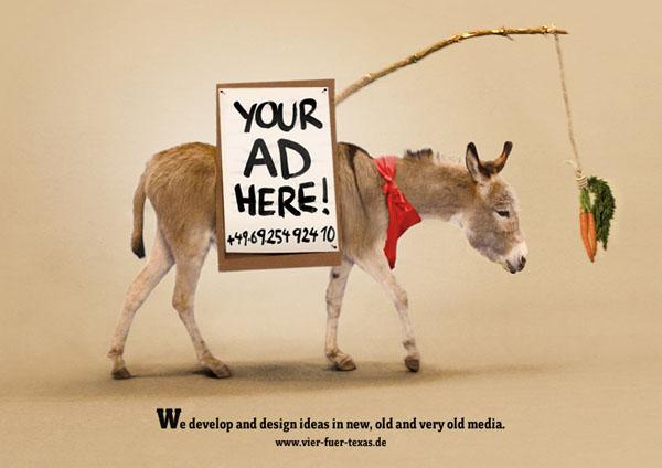 国外平面广告设计欣赏