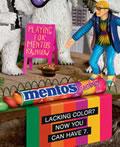关于糖果的平面创意广告设计